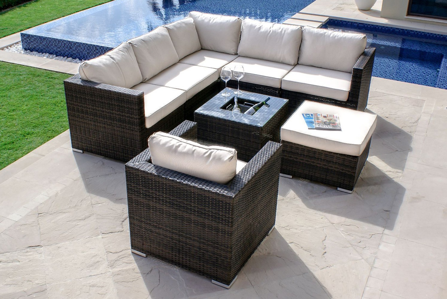indoors or outdoors furniture