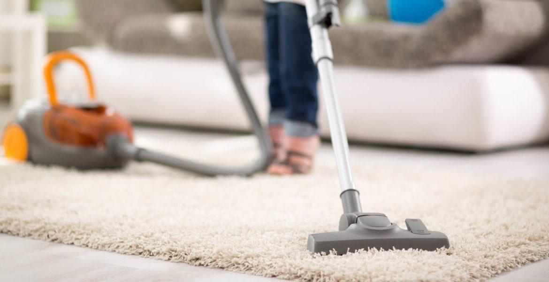 Vacuuming Time