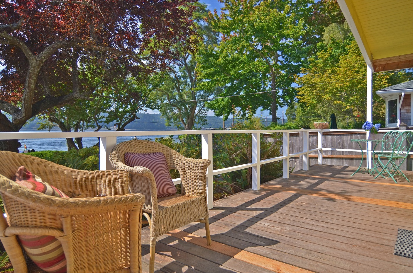 Deck to Your Home