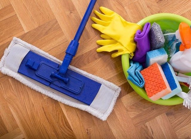 Janitorial Supplies and Equipment